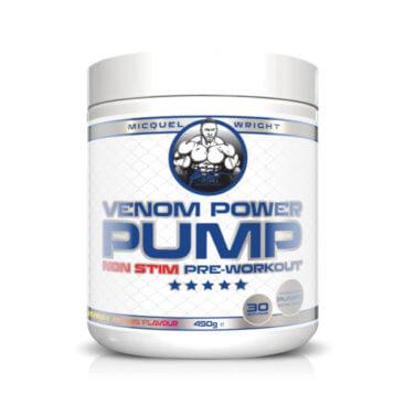 Venom pump pre-workout - Gummy Bear